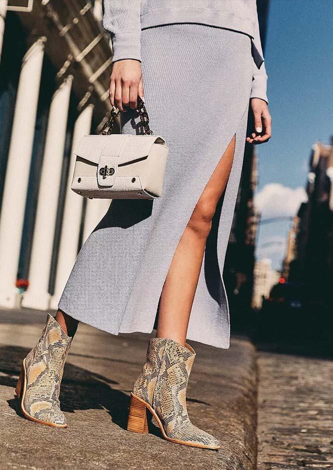 Kowbojki damskie. Do czego nosić by wyglądać modnie?